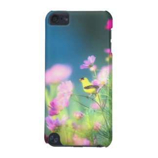 American Goldfinch and Coreopsis iPod Touch 5G Covers
