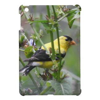 American Goldfinch Cover For The iPad Mini