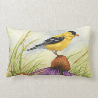 American Goldfinch - Throw Pillow