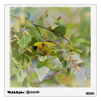 American Goldfinch Wall Sticker