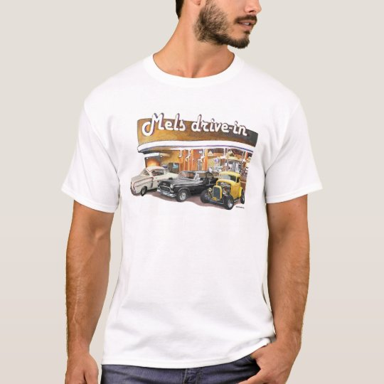 American Graffiti's MELS DRIVE-IN T-Shirt