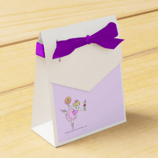 American Granny Ballerina Party Favor Box