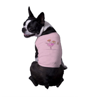 American Granny Ballerina Pet Sweater Shirt