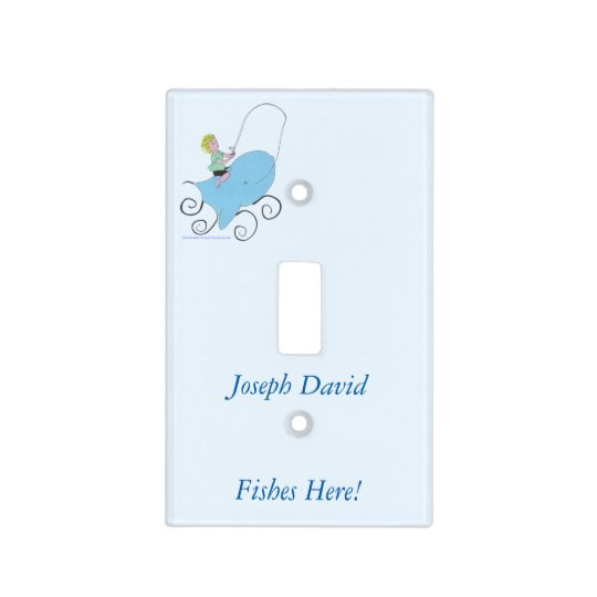 American Granny Tall Tales Light Switch Cover