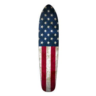 American Grunge Cruiser Custom Pro Long Board Skateboard