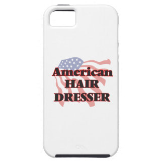 American Hair Dresser Case For The iPhone 5