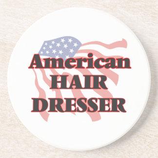 American Hair Dresser Coasters