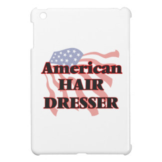 American Hair Dresser iPad Mini Cover