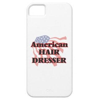 American Hair Dresser iPhone 5 Cover