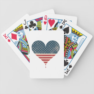 AMERICAN-HEART BICYCLE PLAYING CARDS