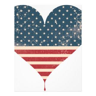 AMERICAN-HEART LETTERHEAD