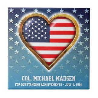American Heart Tile