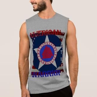 American Heathen--Air Force Sleeveless Shirt