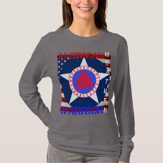 American Heathen--Air Force T-Shirt
