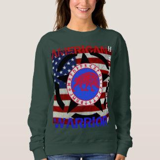 American Heathen--Army Sweatshirt