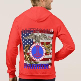 American Heathen--Marines Hoodie