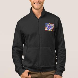 American Heathen--Police Jacket