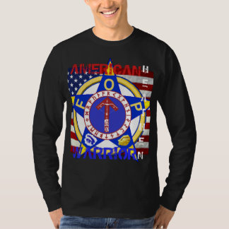 American Heathen--Police T-Shirt