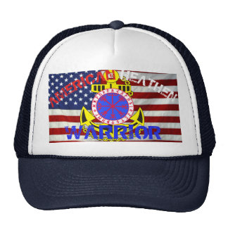American Heathen--Sailor Trucker Hat
