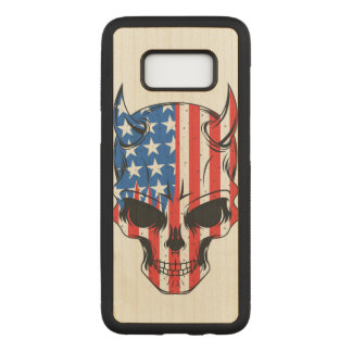 American Hellion Carved Samsung Galaxy S8 Case