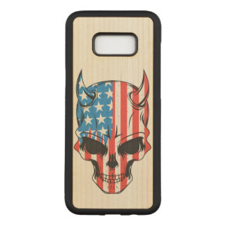 American Hellion Carved Samsung Galaxy S8+ Case