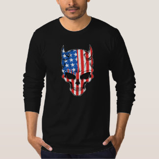 American Hellion Skull T-Shirt