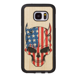 American Hellion Wood Samsung Galaxy S7 Case