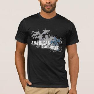 AMERICAN HERITAGE BLACK TIME TSHIRT
