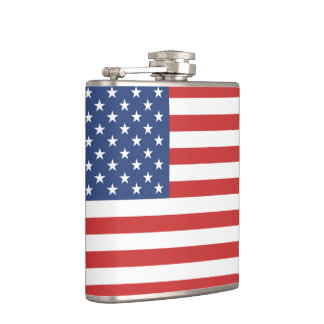 American Hip Flask