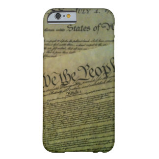 American History Case Barely There iPhone 6 Case