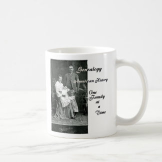 American History One Family at a Time Mugs