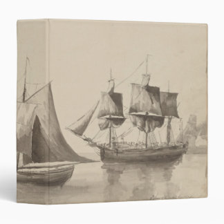 American History - Sailing from Halifax Binders