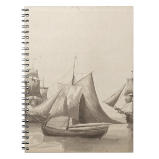 American History - Sailing from Halifax Notebooks