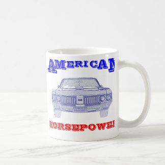 American Horsepower Mug