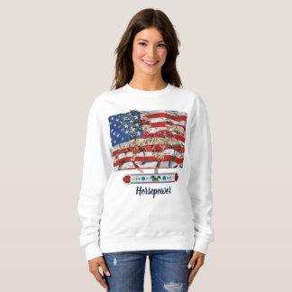 American Horsepower Sweatshirt