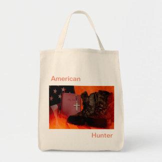 American Hunter Tote Bag
