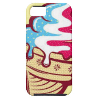 American Ice-Cream Case For The iPhone 5