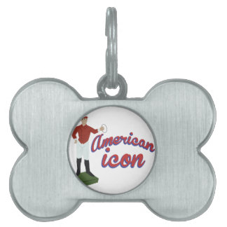 American Icon Pet Tags