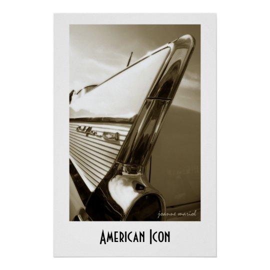 American Icon Poster Print 1