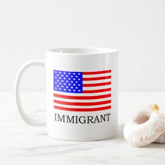 American Immigrant Mug