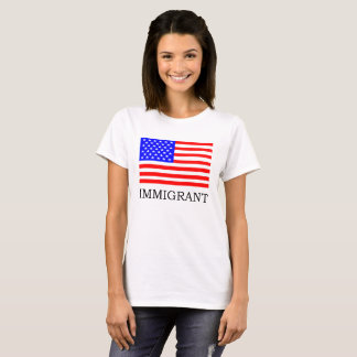 American Immigrant T-shirt