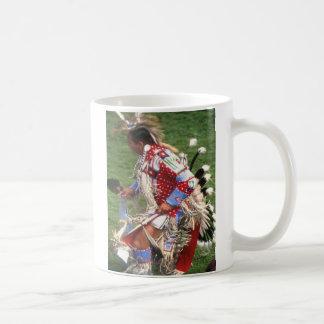 American -Indian dance Coffee Mug