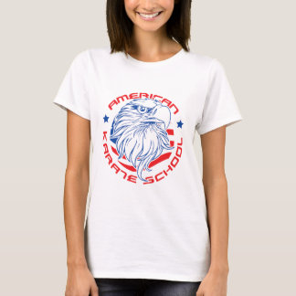 american karate school T-Shirt