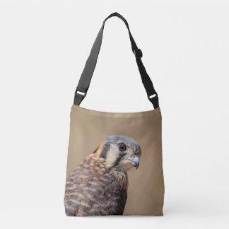 American Kestrel Crossbody Bag