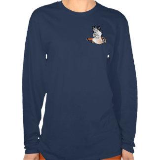 American Kestrel in flight Tshirts