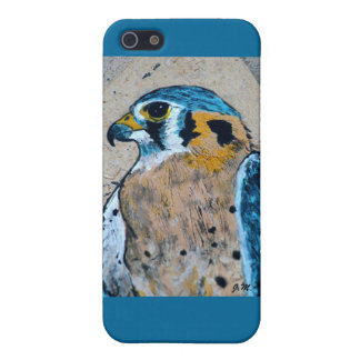 American Kestrel iPhone 5/5S Matte Finish Case Case For The iPhone 5