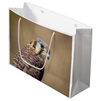 American Kestrel Large Gift Bag