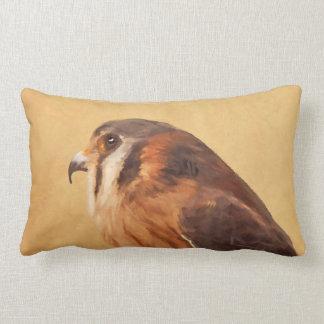 American Kestrel Lumbar Pillow