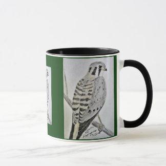 American Kestrel Mug