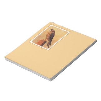 American Kestrel Notepad